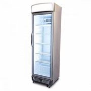Bromic LED ECO Flat Glass Door 372L Upright Chillers with Light
