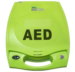 Zoll AED Plus® – Fully Automatic Defibrillator