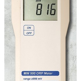MW500 Standard Portable ORP Meter with Platinum Electrode