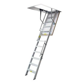 Heavy Commercial Attic Ladder | Ultimate Series KASW107HCW