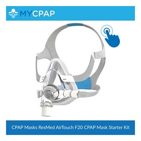 CPAP Nasal Masks | AirTouch F20 Starter Kit