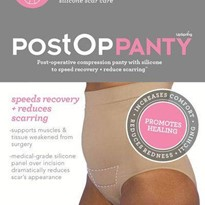 Post Op Hysterectomy Panty