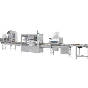 Tray Lidding | Tramper D-360 | Food Packaging Machine