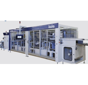 Automatic Vacuum Forming Machine | RV 74d