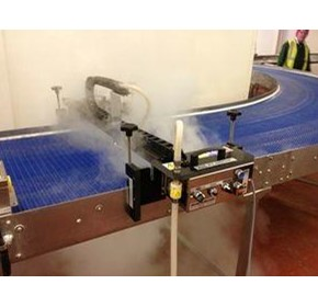 Conveyor Cleaning Technology has Leapt Forward
