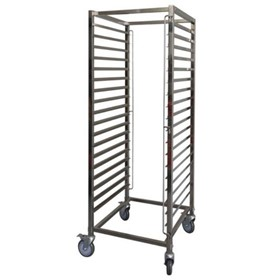 Gastronorm Rack & Trolley | 2/1