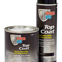 Top Coat Chassis (Chasssis Coat) a Semi-Gloss Topcoat