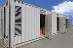 Transportable Container Accommodation Unit