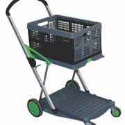 Clax Cart Folding Rounds Trolley