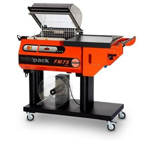 Minipack FC75 EVO Manual Shrink Wrapping Machine