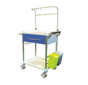 Emergency Infusion Trolley Cart