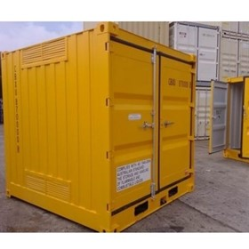 Dangerous Goods Container | 8ft HC DG container