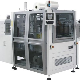 SMIPACK Fully Automatic Bundle Shrink Wrappers | BP802ARV 350R-SP