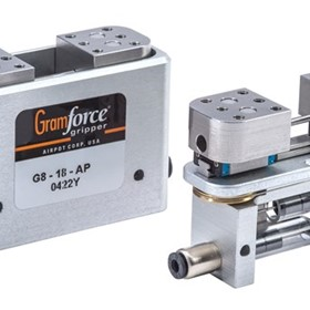 The GramForce Gripper for Robotics