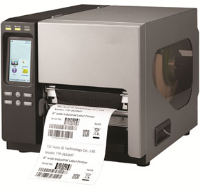 Industrial Thermal Label Printer | WTPTI2612T