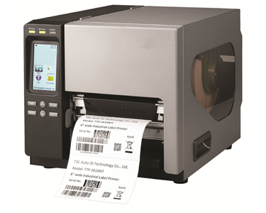 Industrial Thermal Label Printer - WTPTI2612T