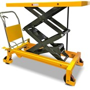 Manual-assist lift Mobile Scissor Lift trolley | SLM800