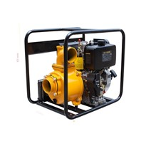"Thornado 4"" High Flow Water Transfer Pump 10HP Diesel Key Start"