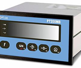 Indicator for industrial weighing process applications