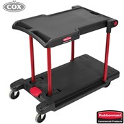FG430000BLA Black Convertible Utility Cart