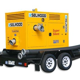 SELWOOD S150 6″ Auto-prime Solids Handling Pump