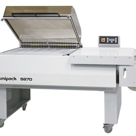 SMIPACK Hood Shrink Wrapping Machine | S870