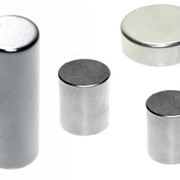 Cylinder Magnets | Rare Earth