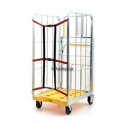 Postal & Parcel Roll Cage Trolley | York