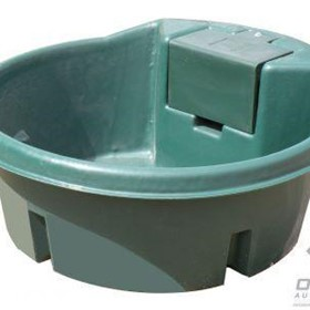 Master Tub Poly Water Trough