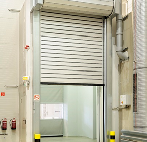 High Speed Turbo Door | Efaflex SST