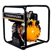 "Thornado 1.5"" High Pressure Fire Fighting Pump 7HP Diesel Key Start"
