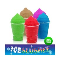 Slush Base | Soft-drink 99% Fruit Flavours