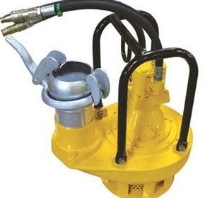 Centrifugal Screw Hydraulic Submersible Pumps - HS100SC