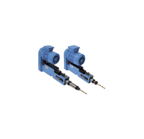 Drilling Unit with Integrated Feed | BEM6