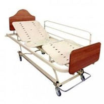 1601 Electric Aged Care Bed