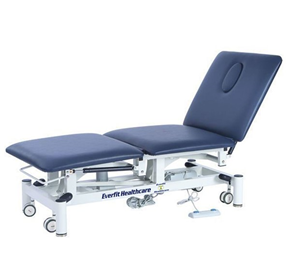 3 Section Physiotherapy Treatment Table