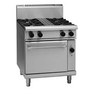 Gas Range Electric Convection Oven | 750mm RN8510GEC