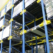Satellite Pallet Racking