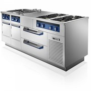 Thermaline Cooking Ranges | Modular 80 & 90
