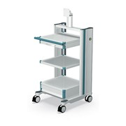 Equipment Carts | Classic Cart Light Grey
