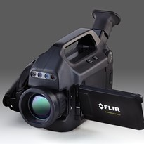FLIR GF320 and GFx320 Optical Gas Imaging (OGI) Cameras