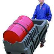 Absorb Outdoor Spill Containment Caddy