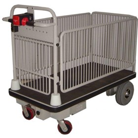 Cagemate Powered Platform Trolley | M1160