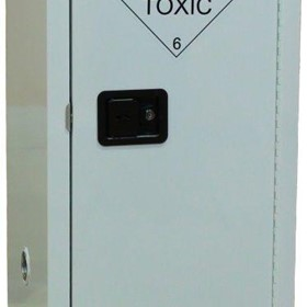 60L Toxic Substance Storage Cabinet
