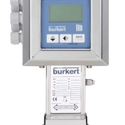 Full Bore Electromagnetic Flow Meter | Burkert Type 8051