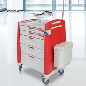 Bravo Emergency Cart
