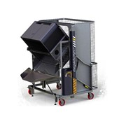Sitecraft MegaDumper Electric Bin Tipper