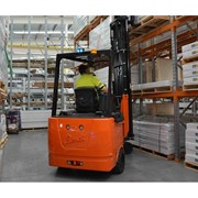 RWD Narrow Aisle Electric Forklifts