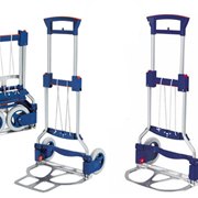 Aluminium Folding Hand Trolley | Ruxxac Cart