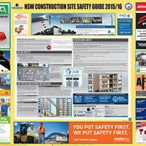 NSW Construction Site Safety Guide 2015/16
